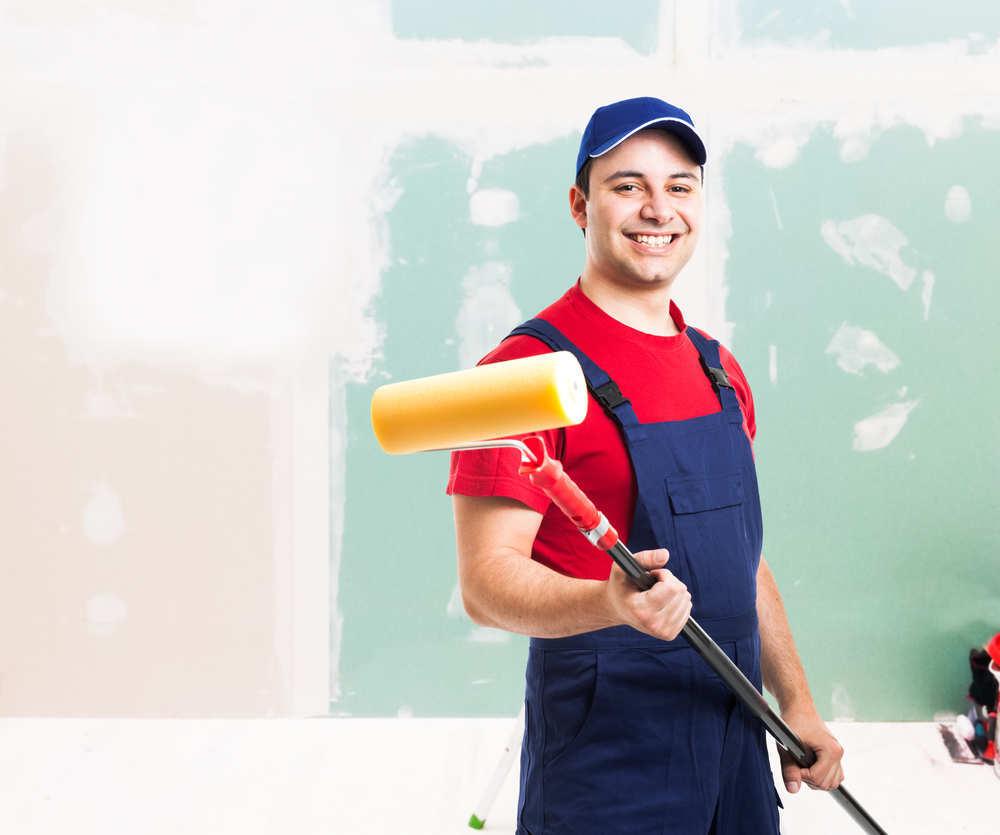 Consejos para pintar la casa: llama a un profesional