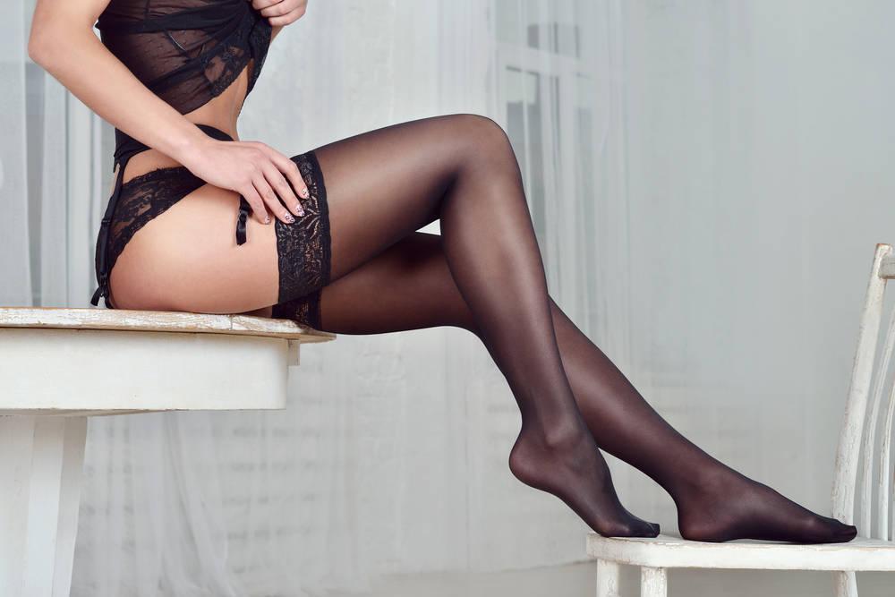 La más sensual lencería