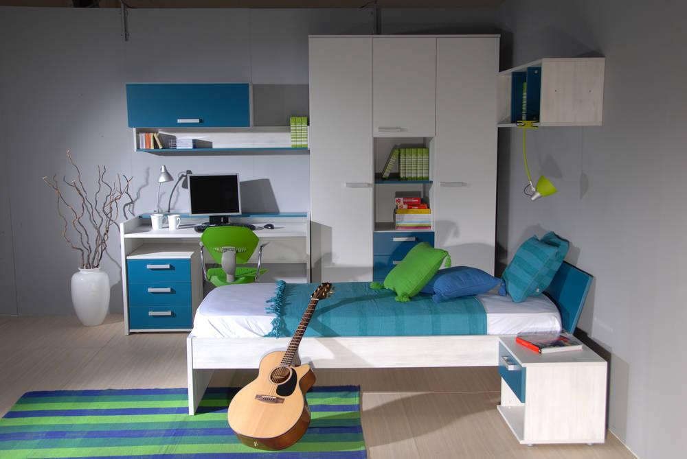 Un nuevo dormitorio para tu peque, que ya no lo es tanto