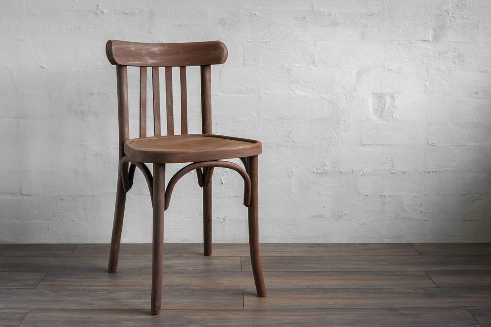 Las sillas de madera, una tendencia permanente