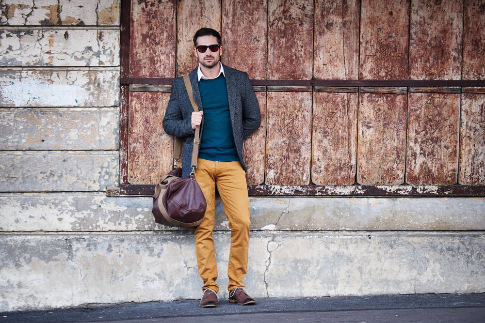 Las nuevas firmas de moda masculina