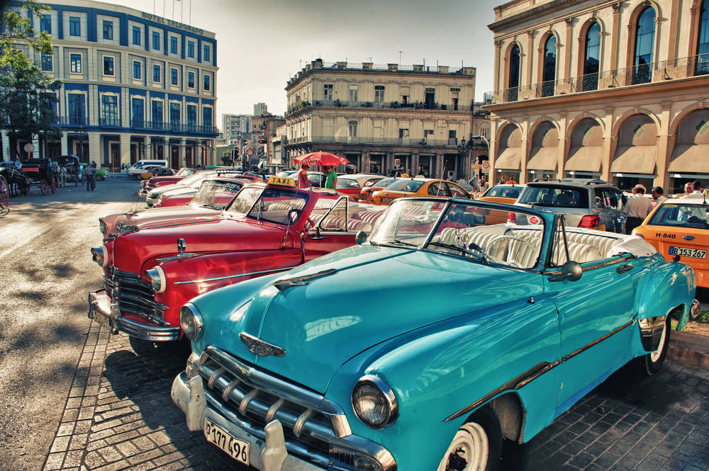 Concentraciones de coches clásicos