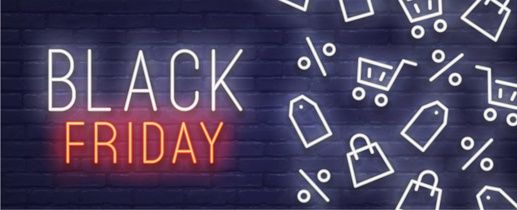 Aprovéchate del Black Friday
