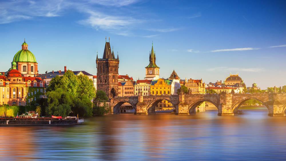 Una ruta por Praga