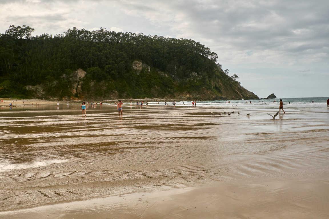 Un viaje en caravana por Asturias