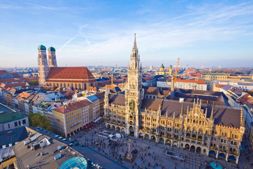 Conociendo la ciudad de Múnich