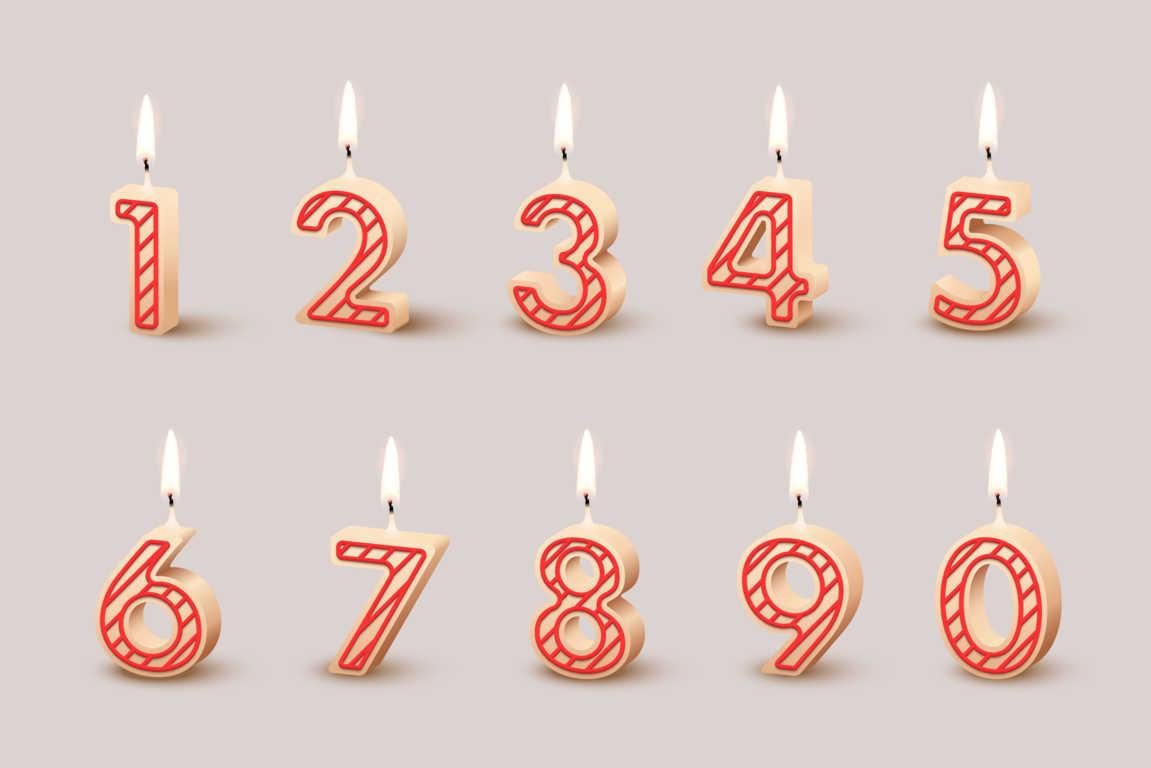 Las velas de cumpleaños siguen siendo tendencia a pesar del coronavirus